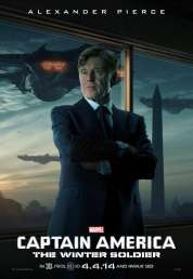 Affiche du film Captain America, le soldat de l'hiver