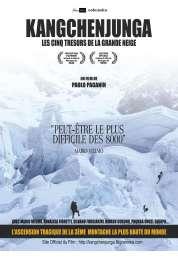 L'affiche du film Kangchenjunga, Les Cinq Trésors de la Grande Neige