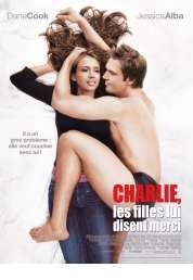 Affiche du film Charlie, les filles lui disent merci