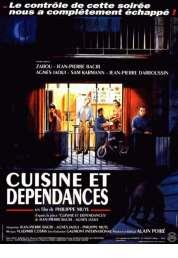 Affiche du film Cuisine et dépendances