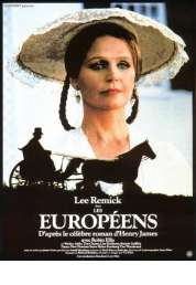 Affiche du film Les européens