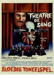 L'affiche du film Theatre de Sang