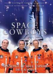 L'affiche du film Space cowboys