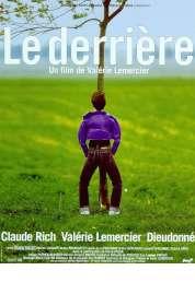 Affiche du film Le derrière