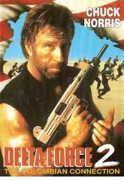 Affiche du film Delta Force 2