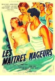 Affiche du film Les Maitres Nageurs
