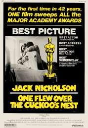 Affiche du film Vol au-dessus d'un nid de coucou