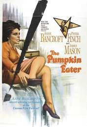 Affiche du film Le mangeur de citrouilles