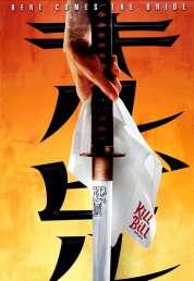 L'affiche du film Kill Bill  volume 1