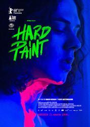 L'affiche du film Hard Paint
