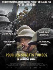 L'affiche du film Pour les soldats tombés