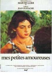 Affiche du film Mes petites amoureuses