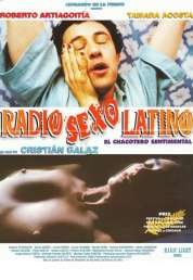 Affiche du film Radio sexo latino (le blagueur sentimal)