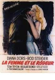 Affiche du film La Femme et le Rodeur