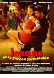 Affiche du film Jeanne et le garçon formidable