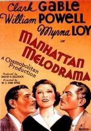 Affiche du film L'ennemi Public N°1 (manhattan Melod