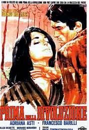 L'affiche du film Prima della rivoluzione