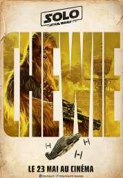 Affiche du film Solo: A Star Wars Story