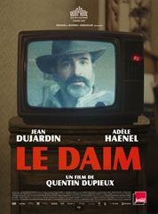 L'affiche du film Le Daim