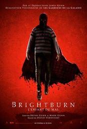L'affiche du film BrightBurn - L'enfant du mal