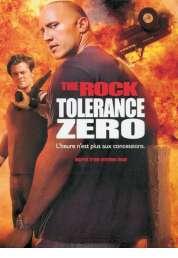 Affiche du film Tolérance zéro