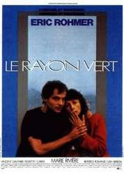L'affiche du film Le rayon vert