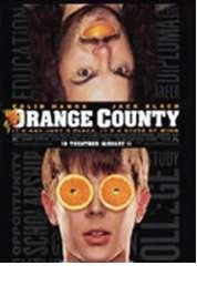Affiche du film Orange county