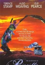L'affiche du film Priscilla folle du désert
