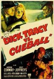 Affiche du film Dick Tracy versus Cueball