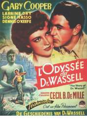 Affiche du film L'odyssee du Dr Wassell