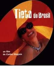 Affiche du film Tieta do Brasil