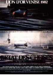 L'affiche du film L'état des choses