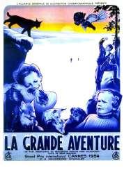 L'affiche du film La grande aventure
