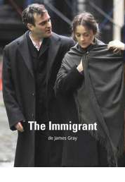 Affiche du film The Immigrant