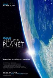 L'affiche du film A Beautiful Planet