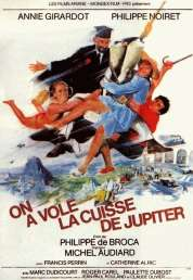 Affiche du film On a Vole la Cuisse de Jupiter