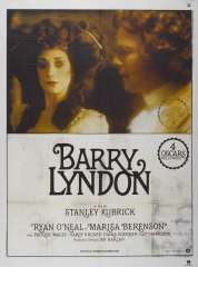 L'affiche du film Barry Lyndon