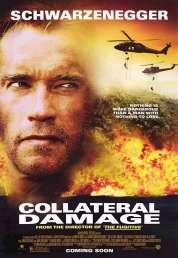 Affiche du film Dommage collatéral