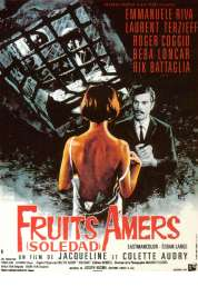 Affiche du film Fruits Amers