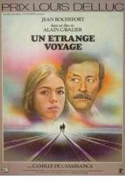 L'affiche du film Un étrange voyage