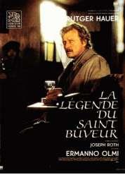 Affiche du film La légende du Saint-Buveur