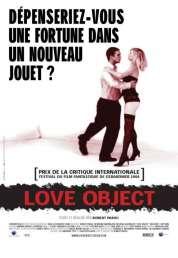 Affiche du film Love object