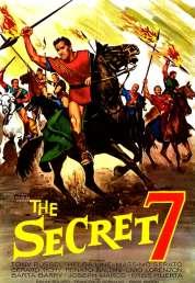 Affiche du film Les Sept Invincibles