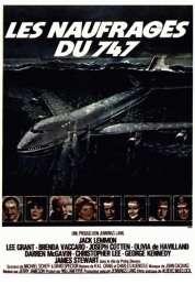Affiche du film Les Naufrages du 747