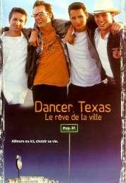 Affiche du film Dancer, Texas (le rêve de la ville)
