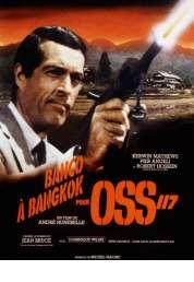 Affiche du film Banco a Bangkok Pour Oss 117