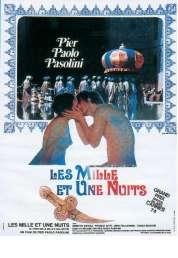 Affiche du film Les Contes des Mille et Une Nuit