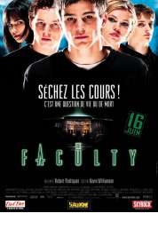 Affiche du film The Faculty
