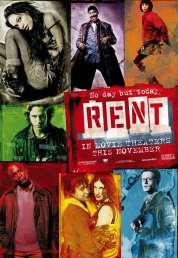 Affiche du film Rent