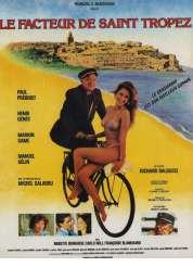 Affiche du film Le Facteur de Saint Tropez